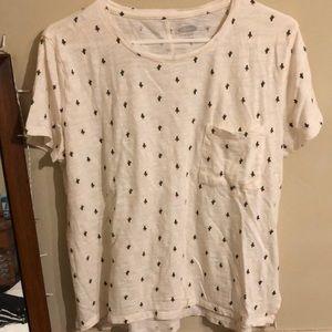 Cactus Print Shirt